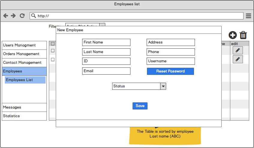 Employee-edit