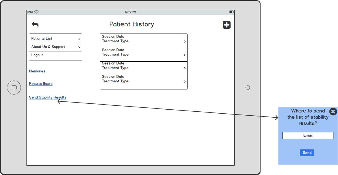 Patient-history